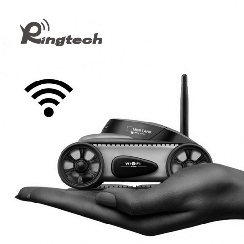 Remote Control WIFI Tank Toy IOS phone Android Real-time