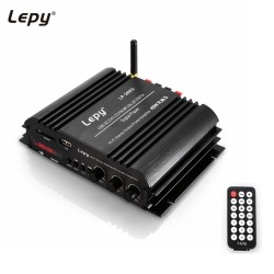 Bluetooth Car Amplifier 2-channel HiFi Stereo Audio Powerful