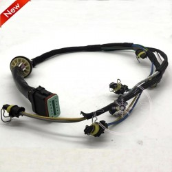 Diesel fuel C7 HEUI injector drive cable line for CAT 325C 325D 329
