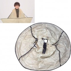 DIY Hair Cutting Cloak Umbrella Cape Salon