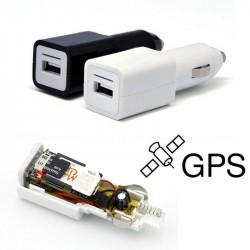 Mini USB Locator Car Charger Tracker LBS GPS 2G GSM GPRS Real-Time Remote Tracking Vehicle Tracking Car Tools
