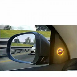 Car Blind Spot Mirror Radar Detection System