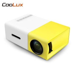 Mini LCD LED Projector 400-600LM 1080p Video 320 x 240 Pixel Best Home Projector