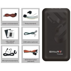 Car Real Time GPS Tracker Quadband GSM