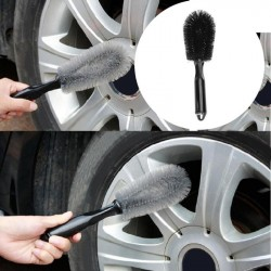 Car Wheel Brush Washing Tire Rim Cleaning