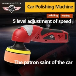 Wireless Polishing machine with lithium battery for car polish both direct