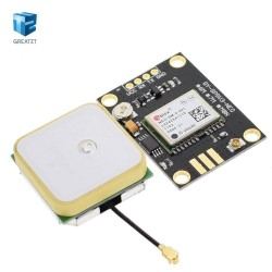 NEO-6M GPS module with antenna and build-in EEPROM