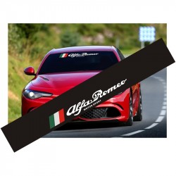 Windshield Sticker for Alfa Romeo 159 147 156 Giulietta 147 GT