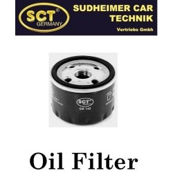 SCT Germany Engine Oil Filter fits Alfa Romeo