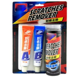 Auto Car Truck Deep Scratches Removal System Clear Coat Paint Scratch Repair Set