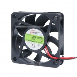 3wire Cooling Fan 24V 60x60x15mm