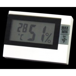 Mini Digital Thermometer and Hygrometer