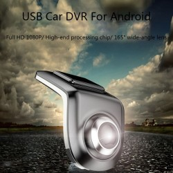 Full HD 1080P Car DVR Camera ADAS Car Digital Video Recorder Dash Cam For Android Multimedia Player