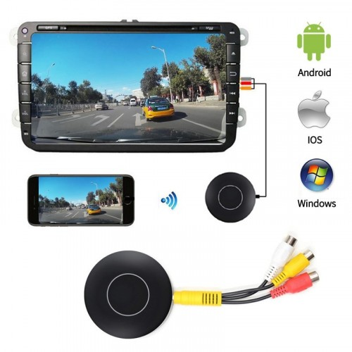 WIFI Media DLNA Miracast Airplay Screen Display Mirroring Dongle