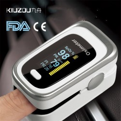 Finger Clip Oximeter Finger Pulse Oximetry Monitor Respiratory Rate Pi Sleep Monitor Heart Rate