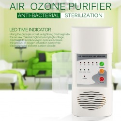 Air Ozone Purifier Antibacterial Sterilization