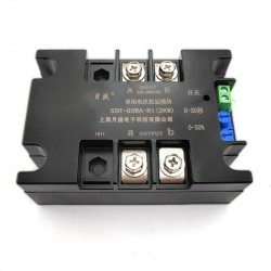220V single-phase motor soft starter module controller