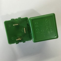 DEAWOO Car Flasher Relay 12V 3Pins 96312545 90057384-A
