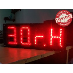 4 Inches 4 Digit 7 Segment LED PM2.5 Air Particle Dust Display Board