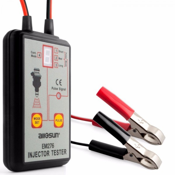 EM276 Professional Injector Tester Stuck, Leaking or Burnt-out