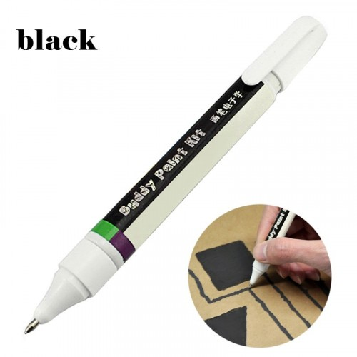 Conductive DIY Ink Pen Dry Fast Electronic Circuit Draw Instantly Tool Flowery SP99