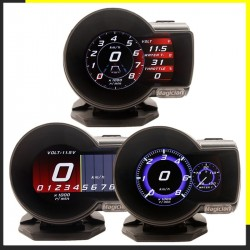 Magician OBD2 F835 Car Digital Gauge Display and Monitoring