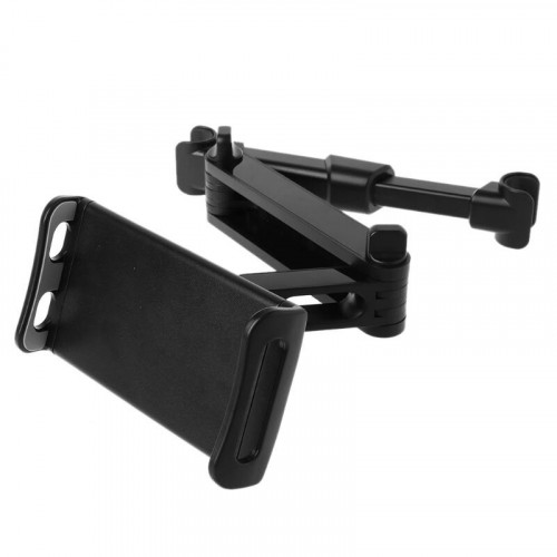 Foldable Tablet Stand 4-12 Inch Mobile Phone Holder Car Back Seat Headrest Mount