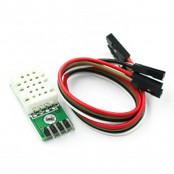 SHTC3 High Precision Digital Temperature and Humidity Sensor Measurement Module I2C Communication