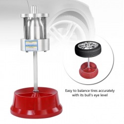 Car Truck Portable Hubs Wheel Tire Balancer Bubble Level