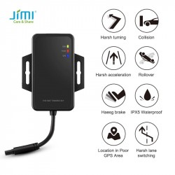 INS-aided GPS Locator VG01U With Driver Behavior Monitor GPS Position Even In Bad Signal APP/PC/SMS GPS Tracker Waterproof
