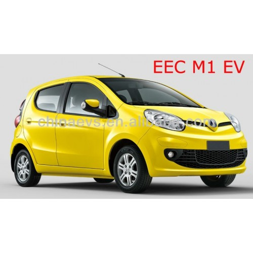 EEC And DOT Approved Electric Car