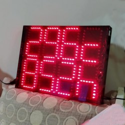 Temperature and Humidity Display Large Size Display