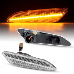 Dynamic LED Side Marker Turn Signal Blinker Light For Alfa-Romeo147 2005-2010 156 1997-2006