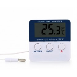 Low Power  Indoor&Outdoor Alarm Thermometer