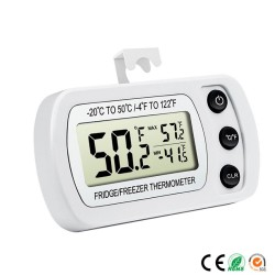 Mini Convenient Waterproof Digital LCD Thermometer Sensor Hygrometer