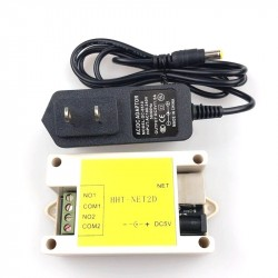Network Relay Ethernet Relay 2 Remote Switch Smart Home IP Relay