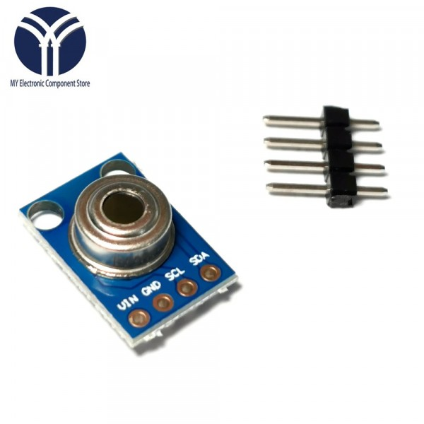 Contactless IR Infrared Temperature Sensor GY-906 MLX90614ESF