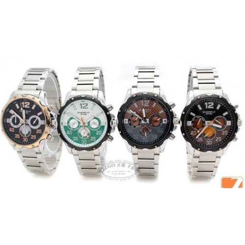 100% EYKI Sport Men's Watch