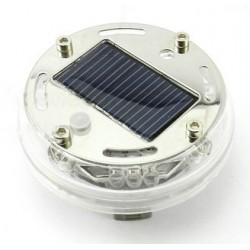 Solar Energy Car Wheel LED Lights