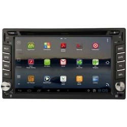 2DIN Android Car PC