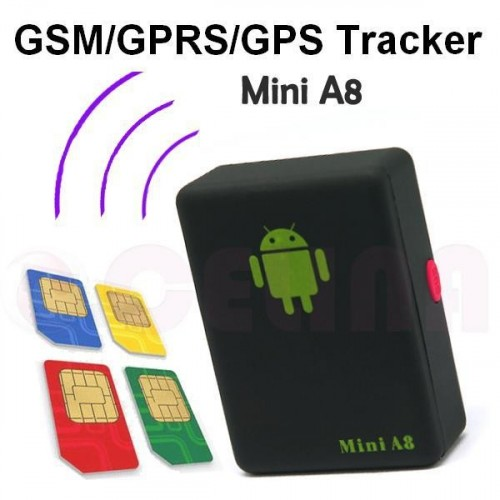 Mini Global Real Time GPS Tracker