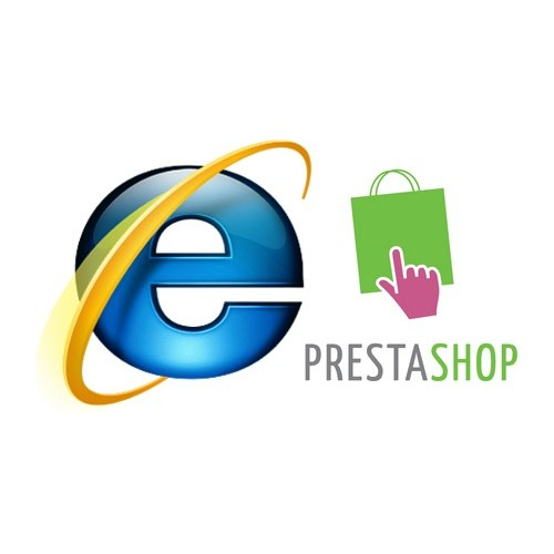 Default theme Prestashop 1.5.1.0 fixed for IE browser Patch