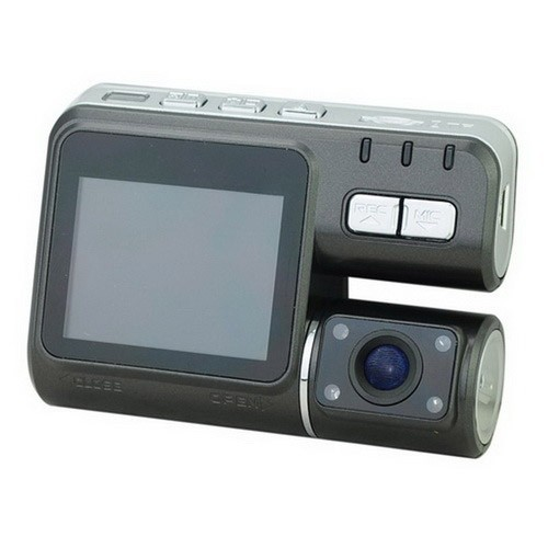 720P HD 2 Camera with G-sensor and Remote Control