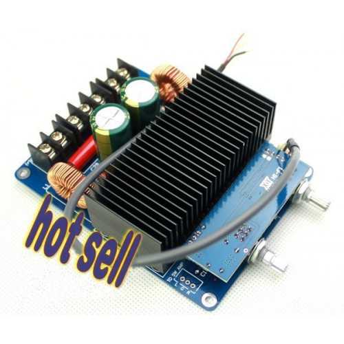 Class D TDA8920 Digital Subwoofer Stereo Audio Amplifier 140W.