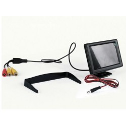 Super Thin 5 Inch Car Monitor