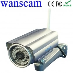 Outdoor WIFI P2P 1280x720 HD IP camera