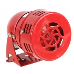 Mini Motor Siren 220V 114dB