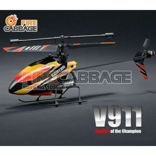 Full set RC helicopter V911