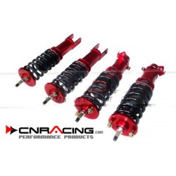 Adjustable height damper coilover suspension kit set for Honda Civic