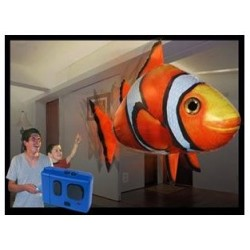 RC Flying Fish Baloon